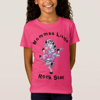 Mommas Little Rock SternZebra T-Shirt