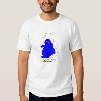 Mon monstre t-shirt