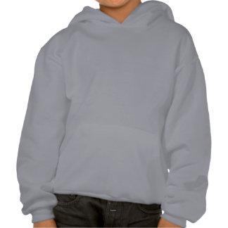 Mon vendredi est pour la musique sweatshirts avec capuche