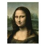 Mona Lisa, c.1503-6 Cartes Postales