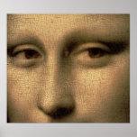 Mona Lisa, c.1503-6 Posters
