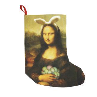 Mona Lisa, der Osterhase Kleiner Weihnachtsstrumpf