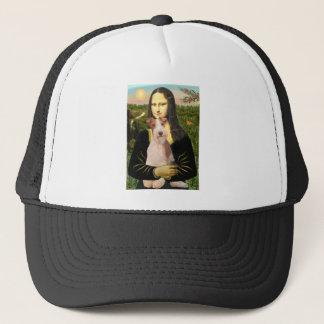 Mona Lisa - DrahtFox T (#3) Truckerkappe