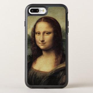 Mona Lisa im Detail durch Leonardo da Vinci OtterBox Symmetry iPhone 8 Plus/7 Plus Hülle