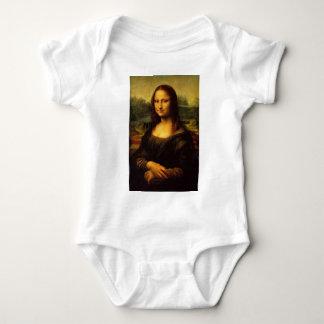 Mona Lisa - Leonardo da Vinci Baby Strampler