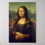 Mona Lisa par Leonardo da Vinci Posters