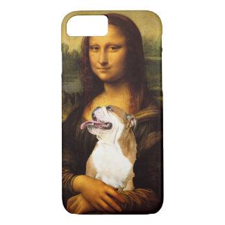Mona Lisa und ihr Stier verfolgen iPhone 7 Kasten iPhone 8/7 Hülle