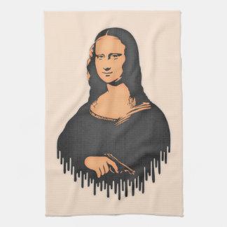Mona-Pistole Handtuch