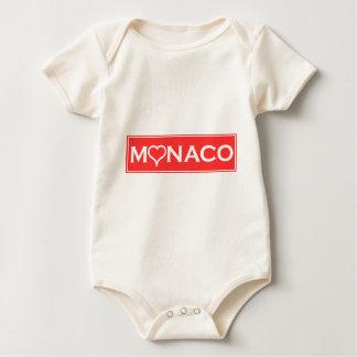 Monaco Baby Strampler