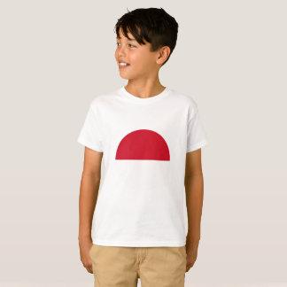 Monaco-Flagge T-Shirt