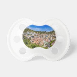 Monaco-Skyline Schnuller