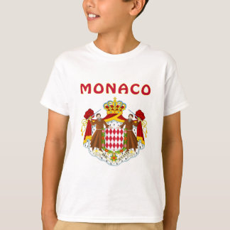 MONACO-Wappen T-Shirt
