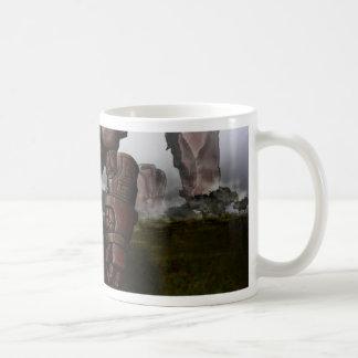 Monarch der Erde Kaffeetasse