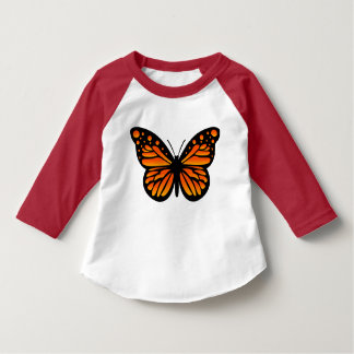 Monarch Butterfly Design - Toddler American Appare
