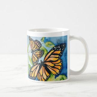 Monarchschmetterlings-Tasse Kaffeetasse