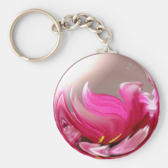 Monat der Frauen Geschichts Standard Runder Schlüsselanhänger