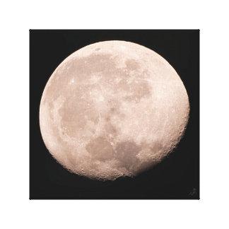 Mond 2 leinwanddruck