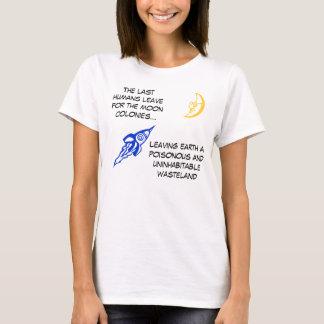 Mond-Kolonien T-Shirt