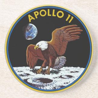 Mond-Landungs-Untersetzer Apollo 11 Bierdeckel