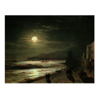 Mond-Nacht Iwans Aivazovsky- Postkarte