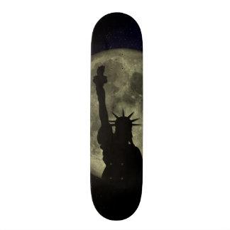 Mond und Dame Liberty Individuelles Deck