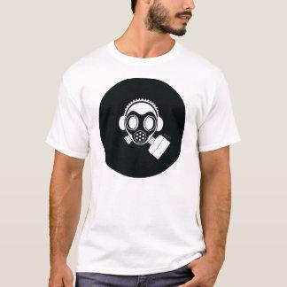 Monde Zuno de courrier : Masque de gaz 04 T-shirt