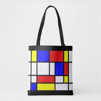 Mondrian - FarbTaschen-Tasche Tasche
