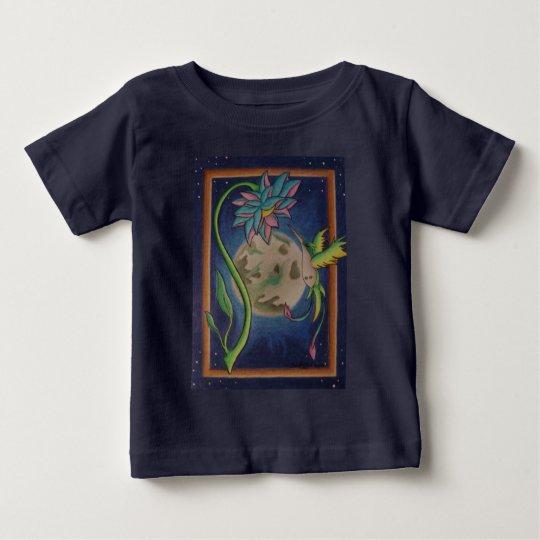 Mondschein-Leidenschaft Baby T-shirt