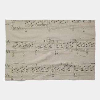 Mondschein-Sonate Küchenhandtücher