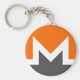 Monero XMR grundlegendes Keychain Schlüsselanhänger