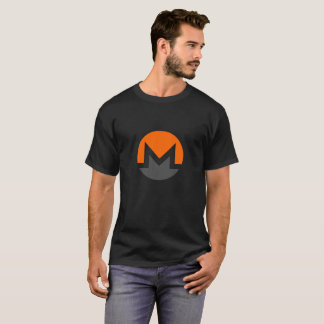 Monero (XMR) Münzen-T - Shirt