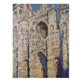 Monet, Claude Kathedrale von Rouen (DAS-Portal und Postkarten