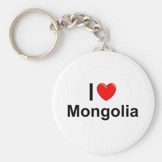 Mongolei Schlüsselanhänger