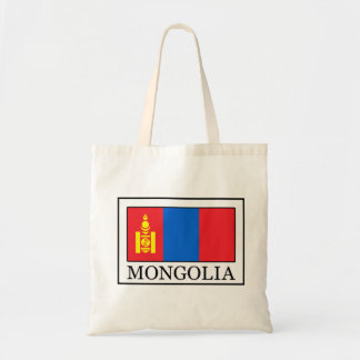Mongolei Tragetasche