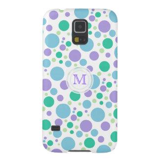 Monogramm-Blasen Galaxy S5 Hüllen