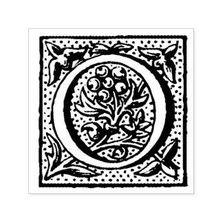 Monogramm des Renaissance-mittelalterliches Permastempel