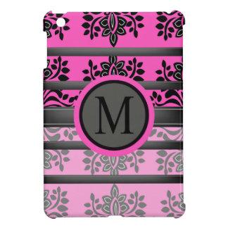 Monogramm-Entwürfe Hülle Für iPad Mini