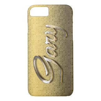 "Monogramm ""Garys"" kundenspezifischer iPhone 7 Fall iPhone 8/7 Hülle"