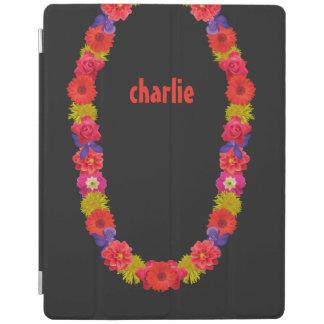 Monogramm-Gerätabdeckungen der hawaiischen Leu iPad Hülle