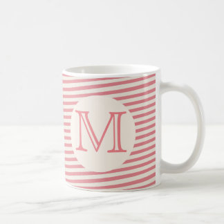 Monogramm Kaffeetasse