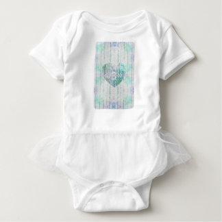 Monogramm-kundenspezifische Baby Strampler
