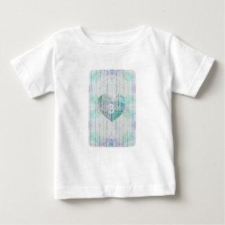 Monogramm-kundenspezifische Baby T-shirt