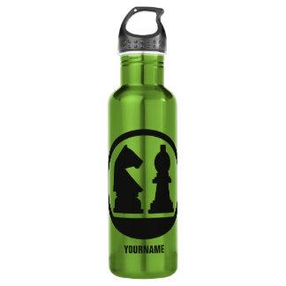 Monogramm-Wasserflaschen des SCHACHS Trinkflasche