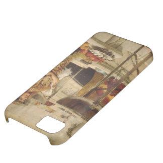 Monsieur Lawrence - préparation de Tadema- dans le Étuis iPhone 5C