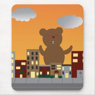 Monster-Bär Mousepad