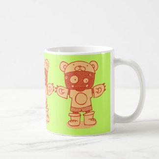 Monster in der polarer Bärn-Kostüm-Tasse Tasse