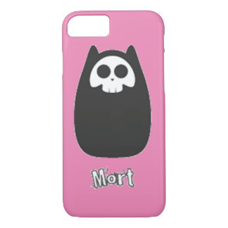 "Monster ""Mort"" Mobiltelefon-Kasten iPhone 8/7 Hülle"