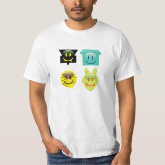Monstre amical tee-shirts