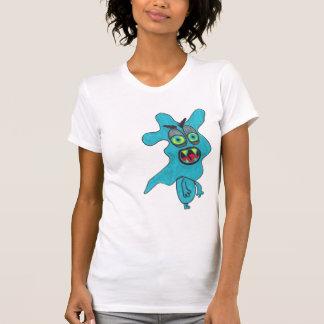 Monstre bleu tee-shirts