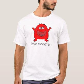 monstre d'amour t-shirt